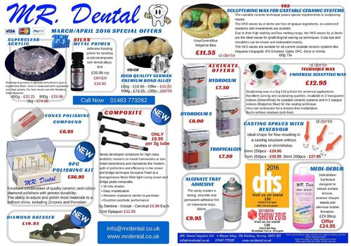 MR Dental DTS Press Release